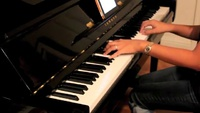 Beauté sans sommeil, piano