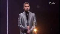 Ott Lepland - Kuula (Eurovision - Estonia 2012)