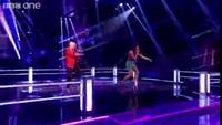 Kirsten Joy VS Toni Warne - Think (The Voice UK)