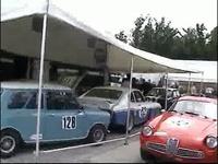 Mini Cooper & Alfa Romeo Padoock