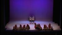 Extrait du spectacle de danse à Cambrai - Ecole Sylvie Barret