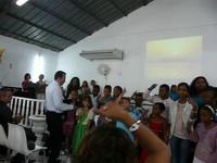 chorale d'enfants