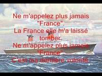 Michel sardou le FRANCE