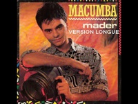Jean Pierre Mader MACUMBA version longue - YouTube