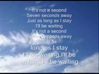 youssou n'dour neneh cherry - seven seconds away (lyrics) - YouTube