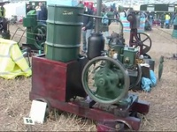 2009 GDSF STATIONARY ENGINES part 2 - YouTube