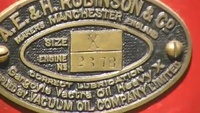 Robinson Hot tube Engine - Gloeibuis motor Robinson - YouTube