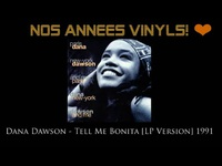 Dana Dawson Tell Me Bonita LP Version 1991 - YouTube