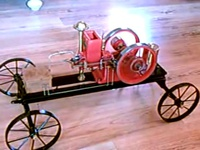 Associated Hired Man Engine-Model
