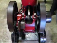 1890's 1 hp A J Weed Steam Engine - Truveo Video Search
