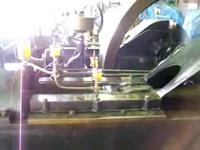 125 HP Miller Gas Engine
