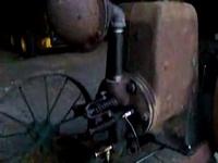 8 hp Racine Sta-Rite Gas Engine