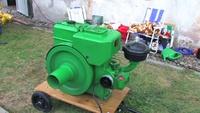 Stationärmotoren - Treffen Unterwellenborn 2012 2 5 - Stationary Engine Show - YouTube