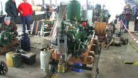 Stationärmotoren - Treffen Unterwellenborn 2012 3 5 - Stationary Engine Show - YouTube