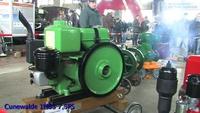 Stationärmotoren - Treffen Unterwellenborn 2012 4 5 - Stationary Engine Show - YouTube