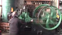 Hornsby Akroyd Oil Engine - YouTube12