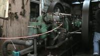 Gas engine start - YouTube