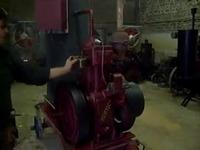 Moteur Rustic type EW 1927 - YouTube