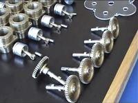 Motor radial doble estrella más pequeño del mundo-Smallest radial engine double star in the world- -