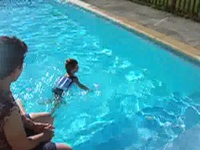 léo piscine