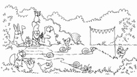 Ready, Steady, Slow' - Simon's Cat