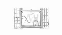 Window Pain - Simon's Cat